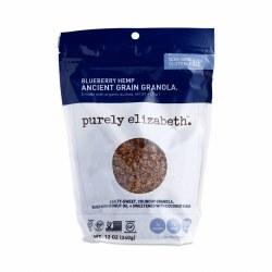Purely Elizabeth Granola Blueberry Hemp Gluten Free 12oz