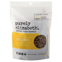 Purely Elizabeth Granola Grain Original Gluten Free 12oz