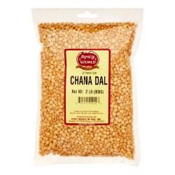 Spicy World Chana Dal Yello Peas 2lb