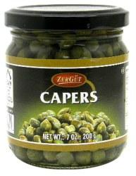 Zergur Capers 7 oz