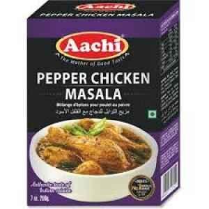 Aachi Pepper Chicken 200g