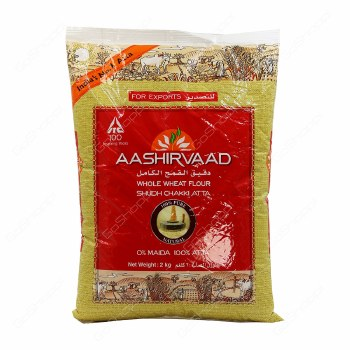 Aashirvaad Wheat Flour 2kg
