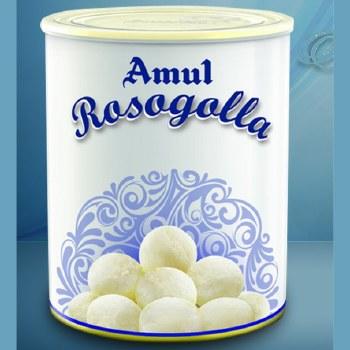 Amul Rasogolla 1kg