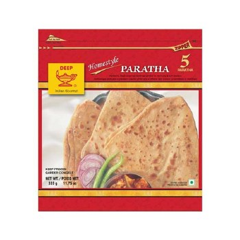 Deep HomeStyle Paratha 12oz