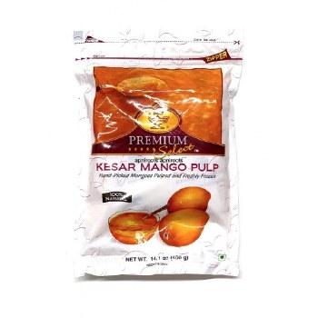 Deep Kesar Mango Pulp 400g