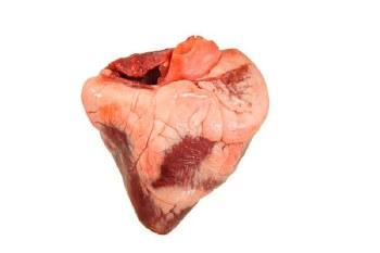 Halal Goat Heart