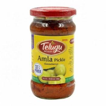 Telugu Amla Pickle 300g