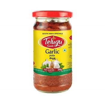 Telugu Garlic Pickle 300g