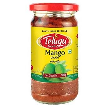 Telugu Mango Pickle 300g