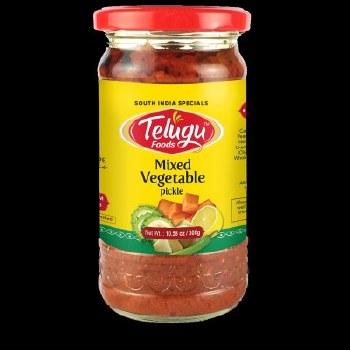 Telugu Mixed Veg Pickle 300g