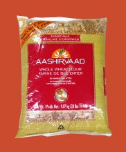 Aashirvaad Wheat Flour 20lb