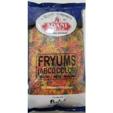Adani Fryums ABCD Colour 14oz