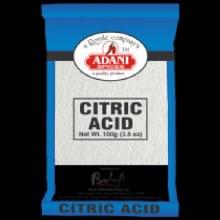 Adani Citric Acid 100g