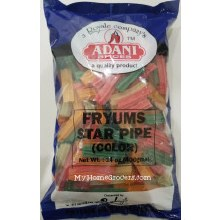 Adani Star Fryums Colour 14oz