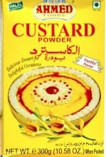 Ahmed Custard Vanilla 300g