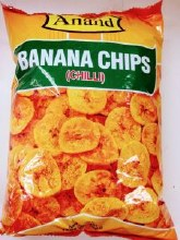 Anand Banana Chips Chilli 400g