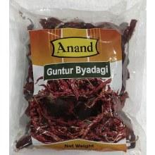 Anand Chilli Whl Guntur 400g