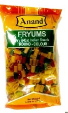 Anand Fryums Round Color 400g