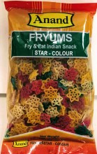 Anand Fryums Star Color 400g