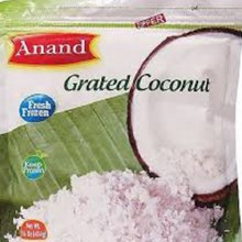 Anand Grated Coconut 454g