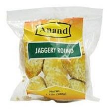 Anand Jaggery Round 500g