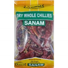 Anand Chilli Whl Sanam 100g