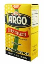 Argo Corn Starch 16oz