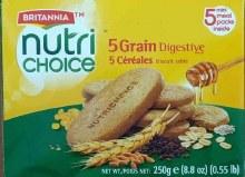 Britannia 5 Grain 250g