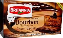Britannia Bourbon 800g