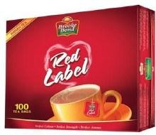 BrookeBond Red Label Tea 100ct