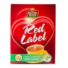 BrookeBond Red Label Tea Natural Care 250g