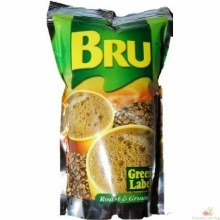 Bru Green Label Coffee 500g