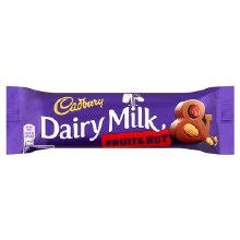 Cadbury DairyMilk FruitNut 45g