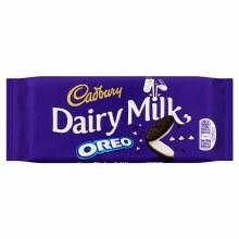 Cadbury Oreo 120g