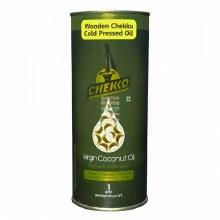 Chekko Virgin Coconut Oil 1ltr