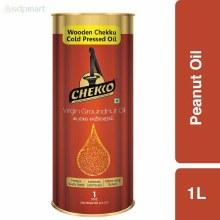 Chekko Virgin Peanut Oil 1lt