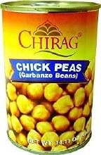 Chirag Chick Peas 400g