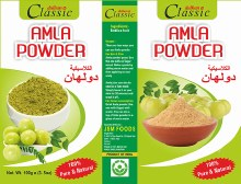 Classic Amla Powder 100g