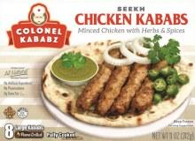 Colonel Kababz Chicken Kabab