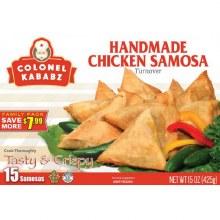 Colonel Kababz Chicken Samosa