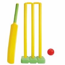 Cricket Plastic Set