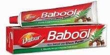Dabur Babool Toothpaste 2pack