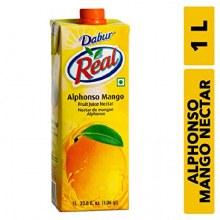 Dabur Real Alphonso Mango 1ltr