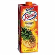 Dabur Real Pineapple 1ltr