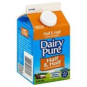 Dairy Pure Half & Half Pint
