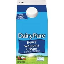 Dairy Pure Heavy Cream Pint