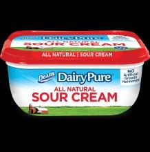 Dairy Pure Sour Cream 1lb
