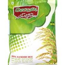 Deccan Org Sona Masoori 20lb