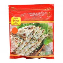 Deep Cheese&Spinach Naan 232g