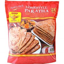Deep HomeStyle Paratha 20ct